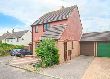 Thumbnail 3 bed detached house to rent in Bullfinch Close, Colchester