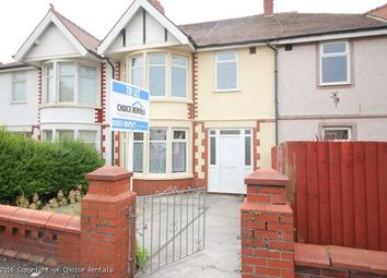 Thumbnail 3 bed property to rent in Knowle Ave, Blackpool
