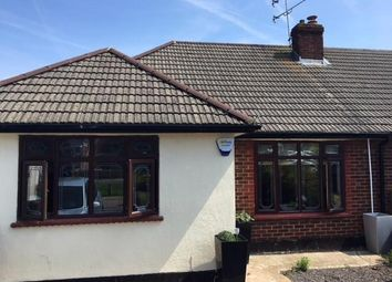 Thumbnail 2 bed semi-detached bungalow to rent in Central Wall Cottages, Central Wall Road, Canvey Island