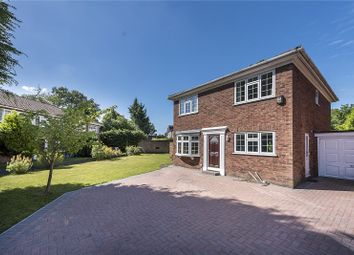 Thumbnail 4 bed detached house for sale in Mayfair Close, Surbiton