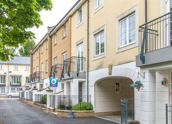 Thumbnail 3 bedroom town house for sale in London Square, Portishead, Bristol