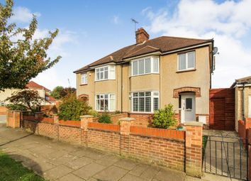 Thumbnail 3 bed semi-detached house for sale in Phillpotts Avenue, Bedford