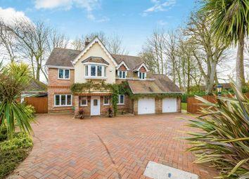 Thumbnail 5 bedroom detached house for sale in Woodlands Grange, Rownhams, Hampshire