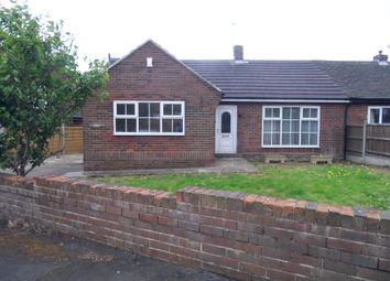 Thumbnail 2 bed semi-detached bungalow to rent in Wrexhall Rd, Dewsbury