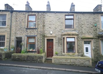 Thumbnail 2 bed terraced house for sale in York Street, Rawtenstall, Rossendale