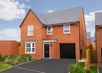 "Thumbnail 4 bedroom detached house for sale in ""Millford"" at Tranby Park, Jenny Brough Lane, Hessle"