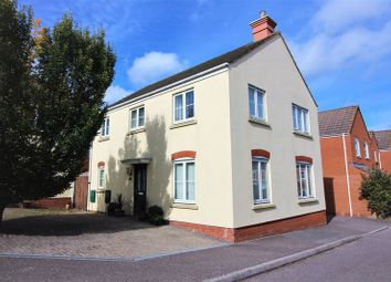 Thumbnail 4 bed detached house for sale in Queens Close, Chard