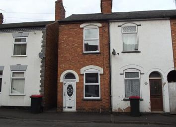 Thumbnail 2 bed terraced house for sale in Erdington Road, Atherstone, Warwickshire