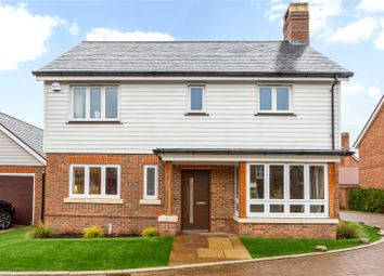 Kingfishers, Fleet GU51. 3 bed detached house for sale
