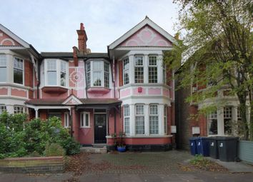 Thumbnail 4 bed semi-detached house to rent in Boileau Road, London