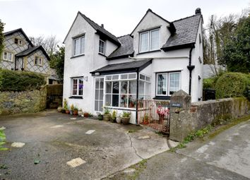 Thumbnail 3 bed detached house for sale in Lon Ednyfed, Criccieth, Gwynedd