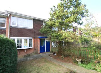 Thumbnail 3 bed terraced house to rent in Barrie Road, Farnham