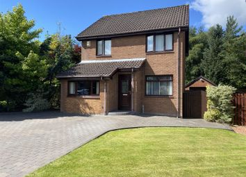 Thumbnail 3 bed detached house for sale in Meikle Crescent, Hamilton