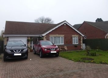Thumbnail 3 bed bungalow for sale in Anwick Drive, Anwick, Sleaford, Lincolnshire