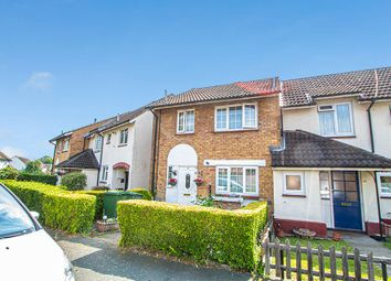 Thumbnail 3 bed end terrace house to rent in Church Park Road, Pitsea, Basildon