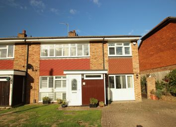Thumbnail 4 bed end terrace house to rent in St. Giles Close, Farnborough Village