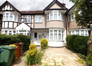 Thumbnail 3 bed terraced house to rent in Hartford Avenue, Kenton, Harrow