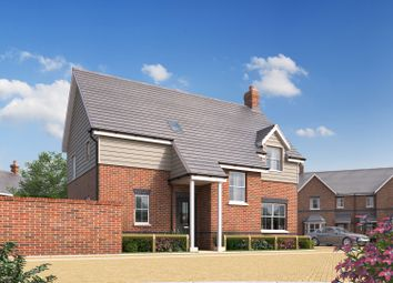 Thumbnail 4 bed detached house for sale in Damson Way, Edlesborough