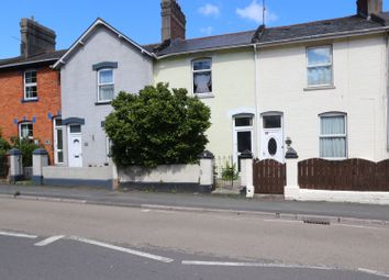 2 bed terraced house for sale in Lymington Road, Torquay TQ1