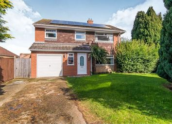 Thumbnail 4 bed detached house for sale in Monks Road, Swineshead, Boston, Lincolnshire