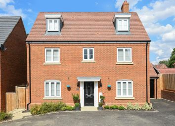 Thumbnail 5 bed detached house to rent in Modern Development, Hemel