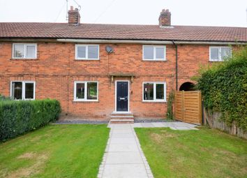 Thumbnail 3 bed terraced house for sale in 3 Lanes Cottage, Back Lane, York