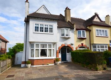 Thumbnail 5 bedroom semi-detached house for sale in Bedford Avenue, Barnet
