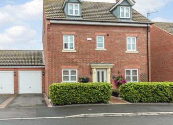 Thumbnail 5 bed detached house for sale in Mitchell Drive, Spalding, Lincolnshire