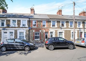 Thumbnail 2 bedroom terraced house for sale in Treharris Street, Roath, Cardiff