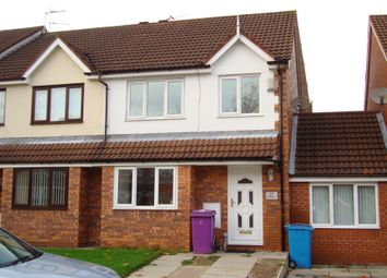 Thumbnail 3 bed terraced house to rent in Waterhouse Close, Liverpool