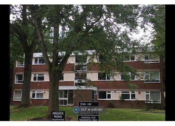 Thumbnail 2 bed flat to rent in Oak Hill Drive, Birmingham