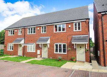 Thumbnail 3 bed terraced house for sale in Harvest Grove, Bloxwich, Walsall