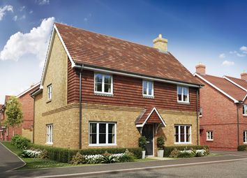 Thumbnail 4 bedroom detached house for sale in Plot 59 The Sonning, Acacia Gardens, Wrecclesham Hill, Farnham, Surrey