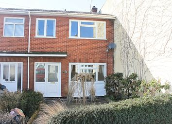 Thumbnail 3 bed town house to rent in Gladstone Street, Wigston, Leicester