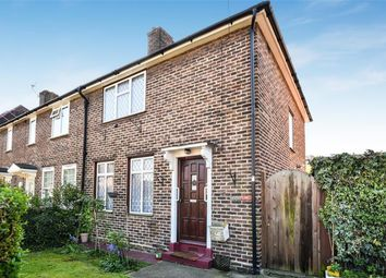 Thumbnail 3 bed end terrace house to rent in Waters Road, London