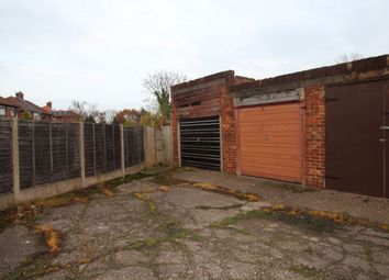 Thumbnail Parking/garage for sale in Dykin Road, Widnes