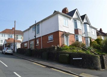 Thumbnail 4 bed semi-detached house for sale in Eversley Road, Swansea