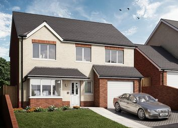 Thumbnail 4 bed detached house for sale in Alder, Plot 19 Waunsterw, Rhydyfro, Pontardawe.