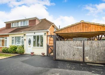 Thumbnail 3 bed bungalow for sale in Kingsley Road, Horley, Surrey