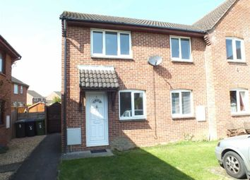 Thumbnail 2 bed end terrace house to rent in Lockeridge Close, Trowbridge, Wiltshire