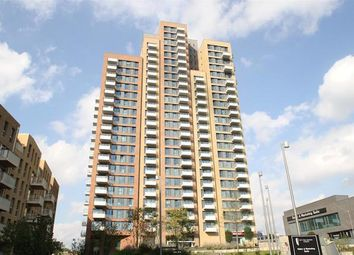 Thumbnail 1 bed flat to rent in Jefferson Plaza, London