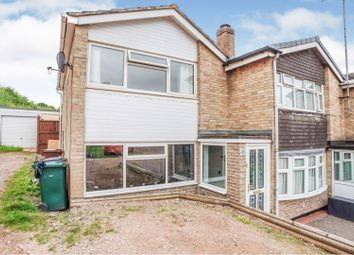 Thumbnail 2 bed town house for sale in Clamp Drive, Swadlincote