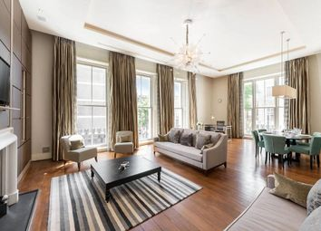 Thumbnail 3 bed flat for sale in Leinster Gardens, Bayswater