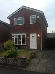 Thumbnail 3 bed detached house for sale in Maple Close, Billinge, Wigan
