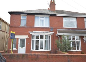 Thumbnail 3 bed semi-detached house for sale in Highgate, Blackpool