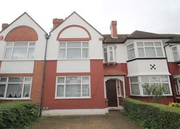 Thumbnail 4 bedroom terraced house to rent in Shelley Gardens, Wembley, Middlesex