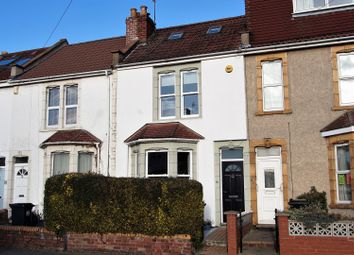Thumbnail 3 bed terraced house for sale in Downend Road, Horfield