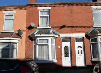 Thumbnail 2 bed terraced house to rent in Stanhope Road, Doncaster