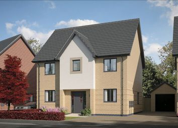 Thumbnail 4 bed detached house for sale in Cranfield Road, Wooton, Bedforshire