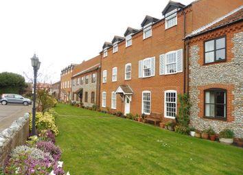 Thumbnail 2 bed flat to rent in Runton House Close, West Runton, Cromer
